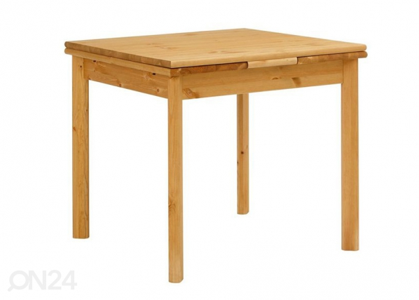 Jatkettava ruokapöytä Tirza 80-140 cm