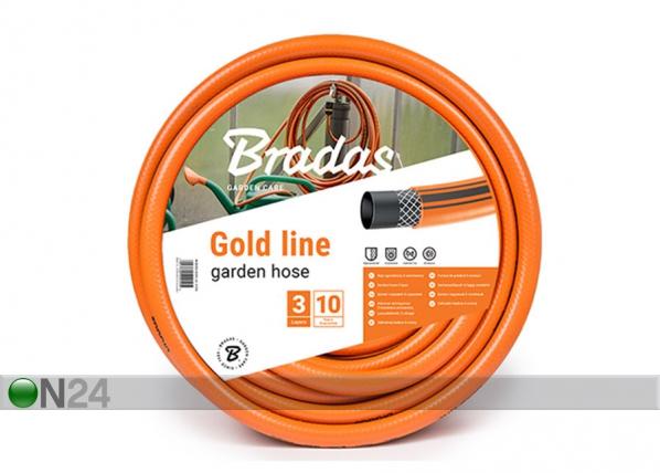 "Kasteluletku Bradas Gold Line 3/4"""