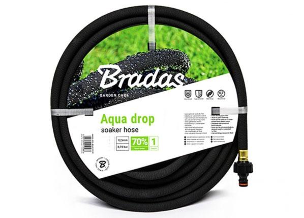 """Huokoinen kasteluletku Bradas Aqua-Drop 1/2"""""""