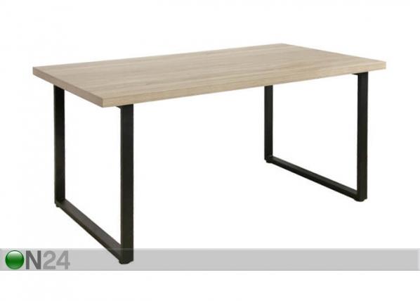 Ruokapöytä David 160x90 cm
