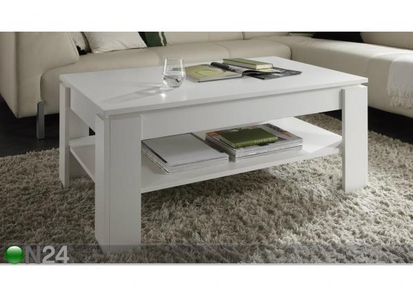 Sohvapöytä 110x65 cm