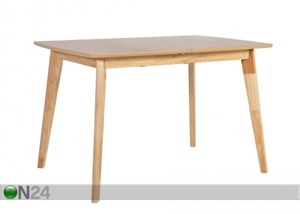 Jatkettava ruokapöytä Jonna 80x120-160 cm