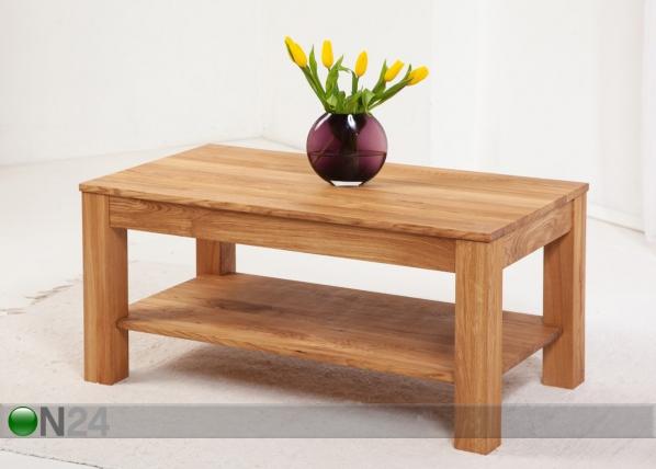 Sohvapöytä tammea Cubic 110x60 cm