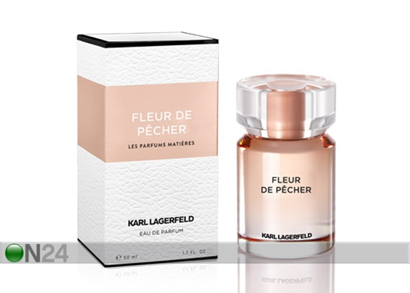 Karl Lagerfeld Fleur de Pecher EDP 50ml