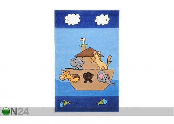 Lasten matto Kindergarten 120x180 cm