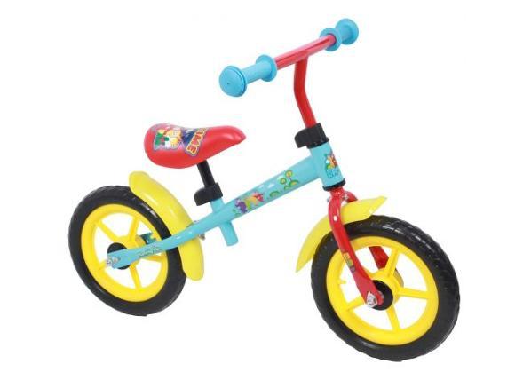 Lasten potkupyörä Teletubbies 1 balance bike 12 tuumaa