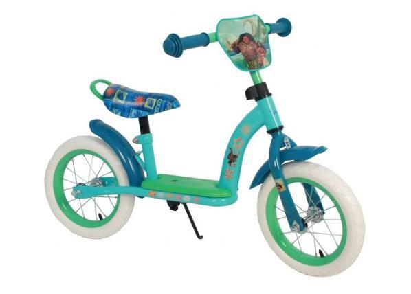 Lasten potkupyörä Disney Vaiana 12 tuumaa Deluxe