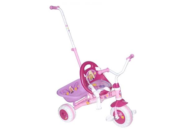 Lasten kolmipyöräinen polkupyörä Barbie