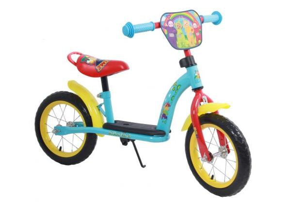 Lasten potkupyörä Teletubbies 2 balance bike 12 tuumaa