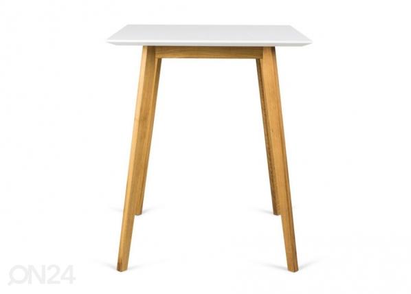 Baaripöytä Bess 80x80 cm