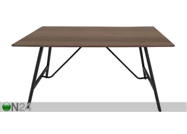 Ruokapöytä Andy 160x90 cm