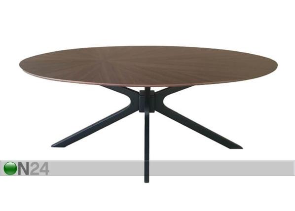 Ruokapöytä Derek 180x90 cm