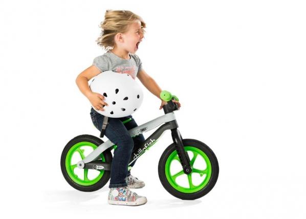Lasten tasapainopyörä BMXie Chillafish