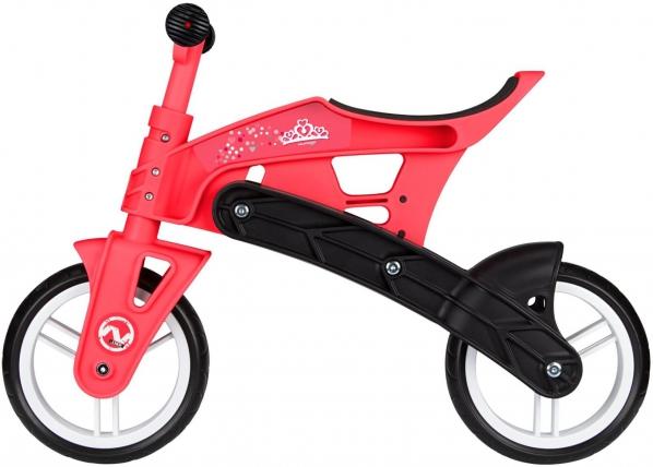 Lasten säädettävä potkupyörä N-Rider Nijdam