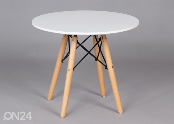 Lasten pöytä Ø 60 cm