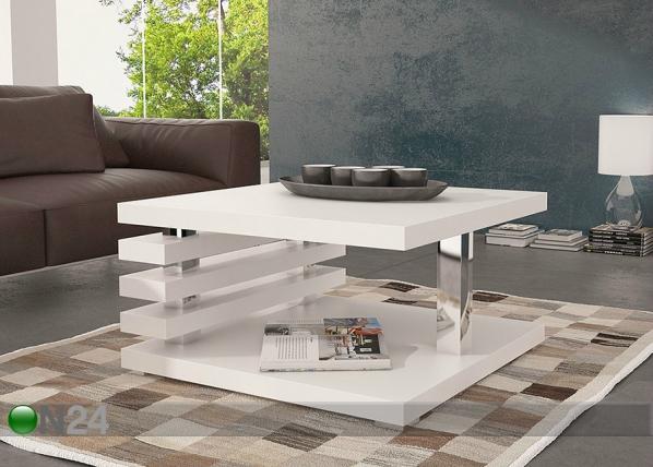 Sohvapöytä Kyoto 60x60 cm