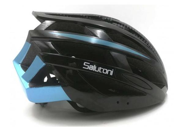 Naisten polkupyöräkypärä 54-58 cm Salutoni