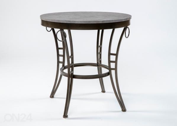 Apupöytä Letizia Ø 60 cm