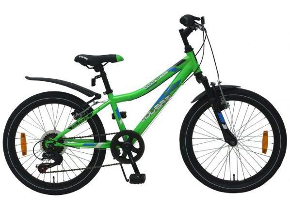 """Lasten polkupyörä Volare Blade vihreä 20"""""""