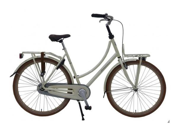 Naisten kaupunkipyörä SALUTONI Excellent Nexus 3 28 tuumaa 50 cm 2