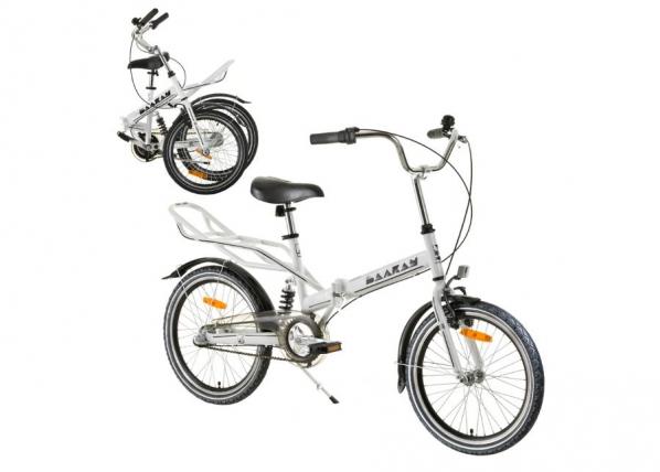 Kokoontaitettava polkupyörä Reactor Comfort 20