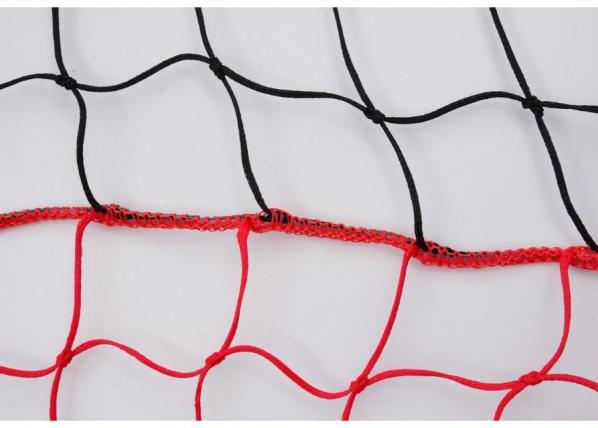 Jalkapallomaalin verkko PE 5,0 x 2,0 m (0,8 / 1,5 m) 2 kpl