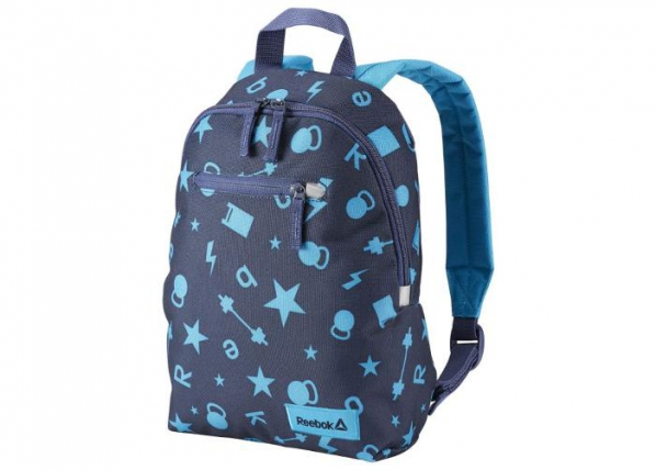 Lasten selkäreppu Reebok Back To School Graphic Kids AY1757