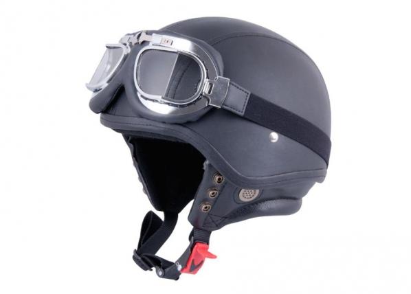 Moottoripyörä kypärä AP62G W-TEC