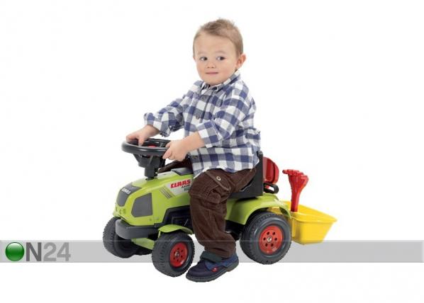 Traktori Baby Claas Axos