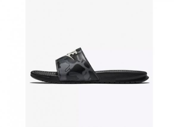 Aikuisten sandaalit Nike Benassi Just Do It Print 631261-013
