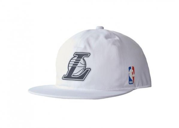 Aikuisten lippalakki adidas ORIGINALS NBA Snapback Cap Lakers BK7450