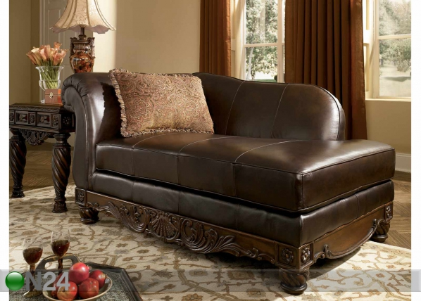 Divaani NORTH SHORE-DARK BROWN