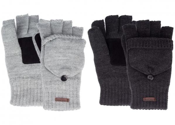 Aikuisten hanskat Bumgloves Knitted Noël Starling