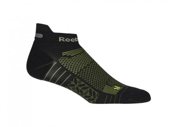 Aikuisten urheilusukat Reebok Run Sock U CD0775