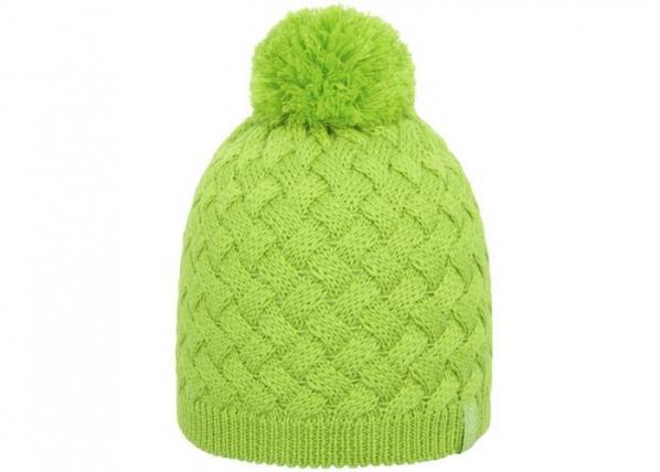Naisten talvipipo Outhorn W COZ15-CAD609 vihreä
