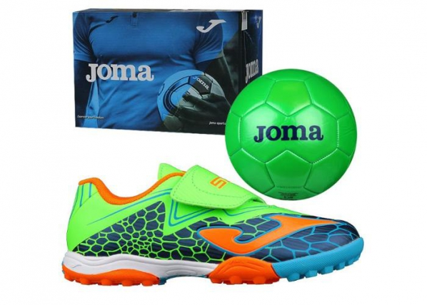 Lasten jalkapallokengät Joma Super Copa TF Jr