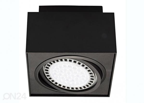 Kattovalaisin Boxy Black CL1