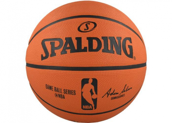 Koripallo 7 Spalding NBA Gameball Replica