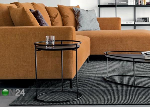 Sohvapöytä Atollo Ø42,5 cm