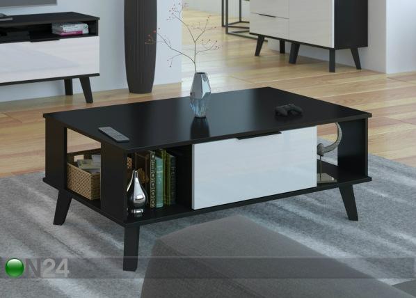 Sohvapöytä 120x65 cm