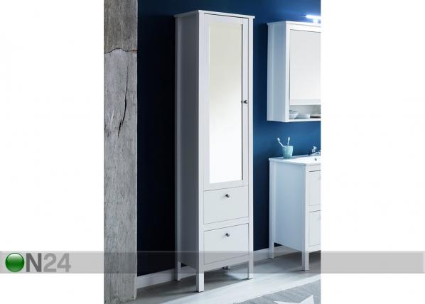 Korkea kylpyhuoneen kaappi Ole