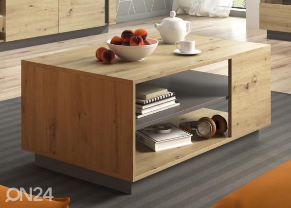 Sohvapöytä 100x60 cm
