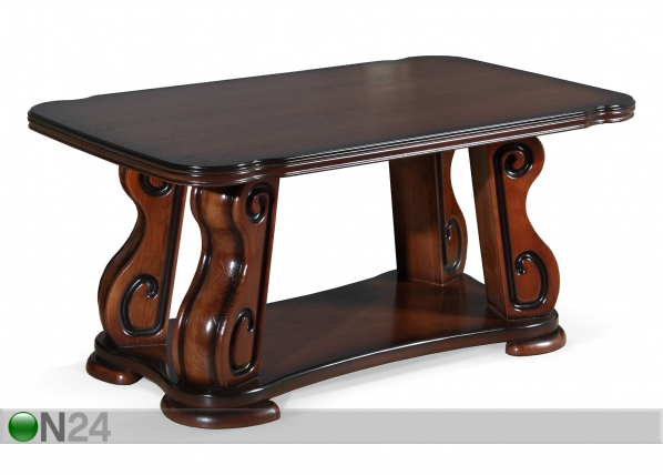Sohvapöytä Luxur 135x70 cm