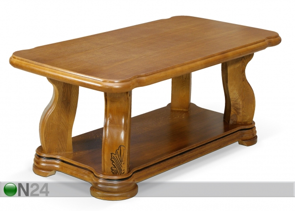 Sohvapöytä Roma 135x70 cm