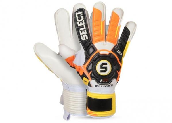 Miesten maalivahdin hanskat Select Goalkeeper Gloves 55 Extra Force 6015507156