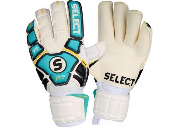 Miesten ja lasten maalivahdin hanskat Select 77 Super Grip