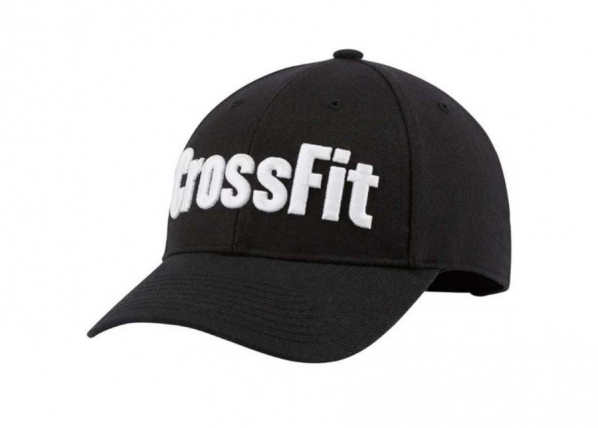 Aikuisten lippalakki Reebok CrossFit RCF OSFM CZ9940