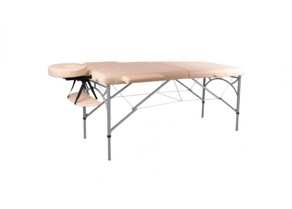 Hierontapöytä Tamati 2-Piece Aluminum inSPORTline