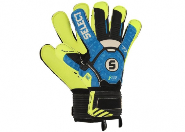 Miesten maalivahdin hanskat Select Goalkeeper Gloves 77 Super Grip 6017708251