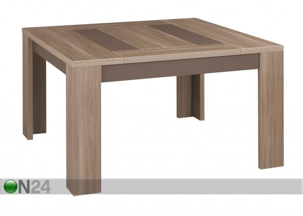 Ruokapöytä Atlanta 130x130 cm
